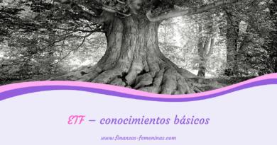 ETF - conocimientos basicos