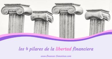 los 4 pilares de la libertad financiera